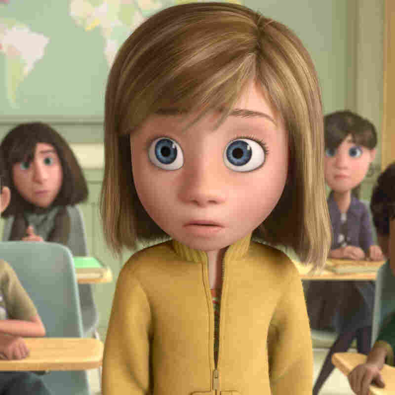 Why The Key Character In 'Inside Out' Is The One Who Isn't There
