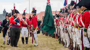 At Waterloo Re-Enactment, History So Real You Can Taste It