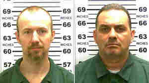 Search For Escaped Convicts In New York Shifts After Possible Sighting