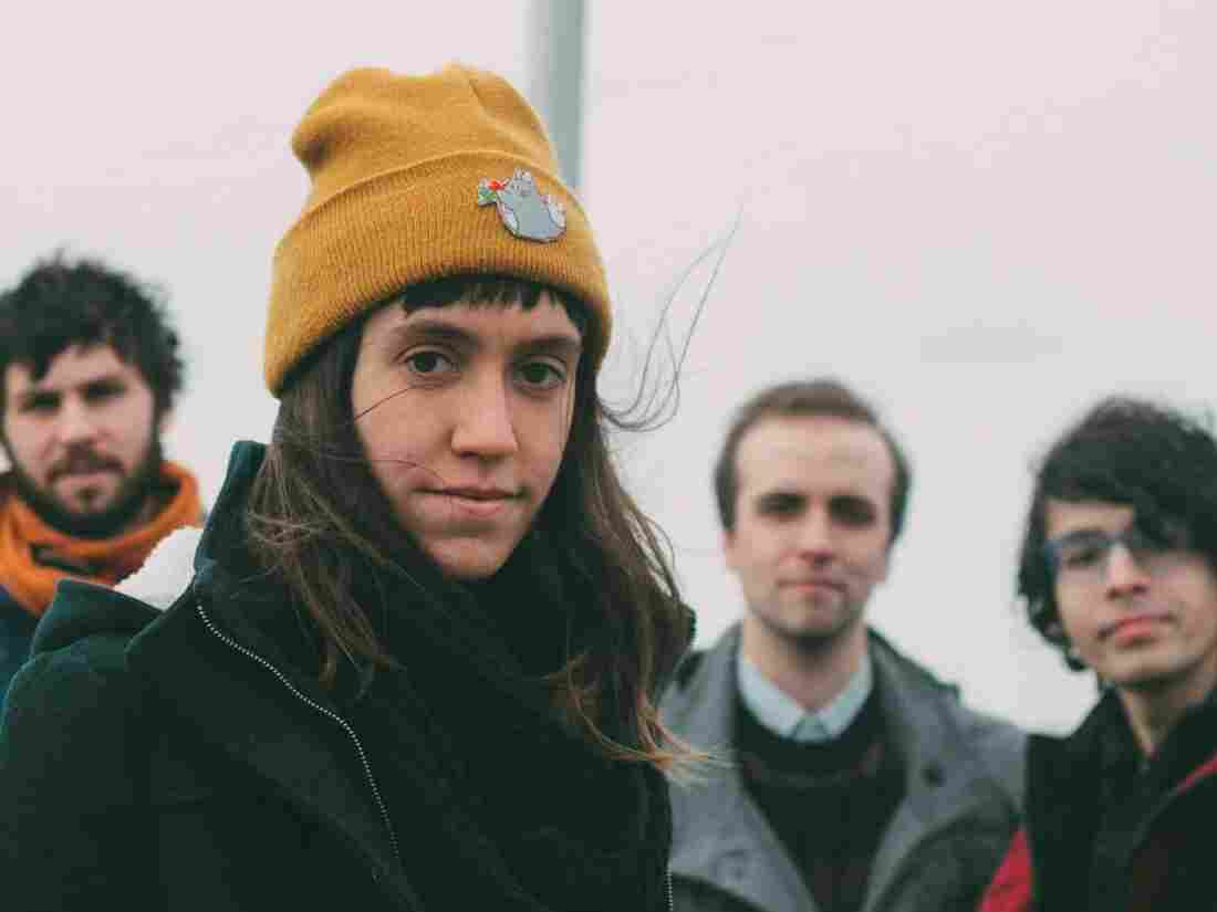 Eskimeaux, one of Bob Boilen's favorite new acts of 2015. What's yours?