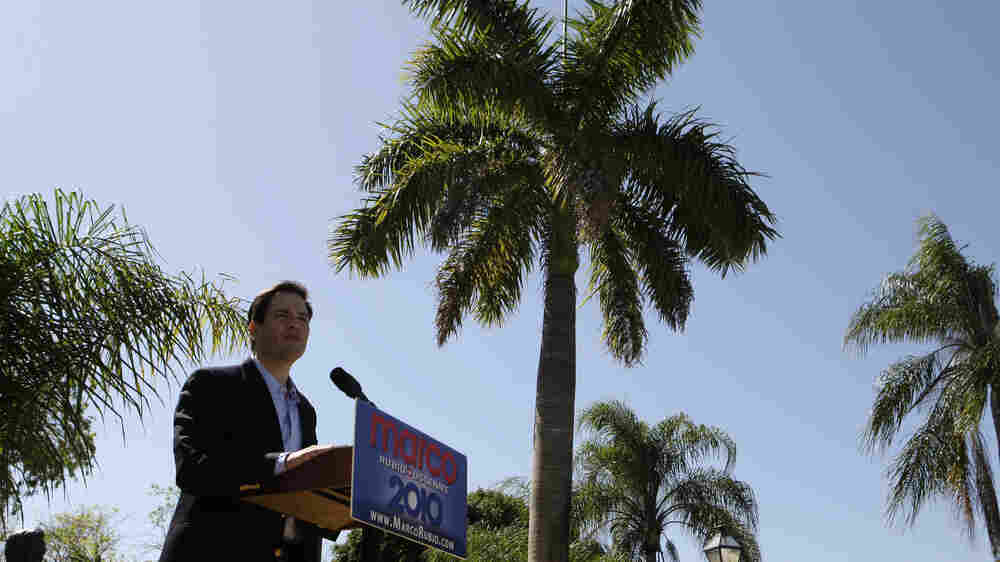 Sights Set On The White House, But It Started In West Miami