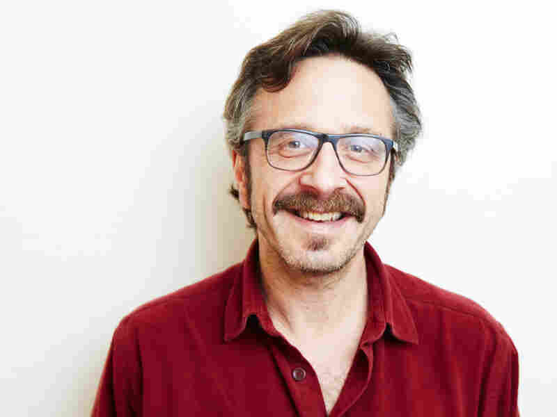 Comedian Marc Maron interviewed President Obama for his podcast WTF on Friday. Click here to listen to their conversation.