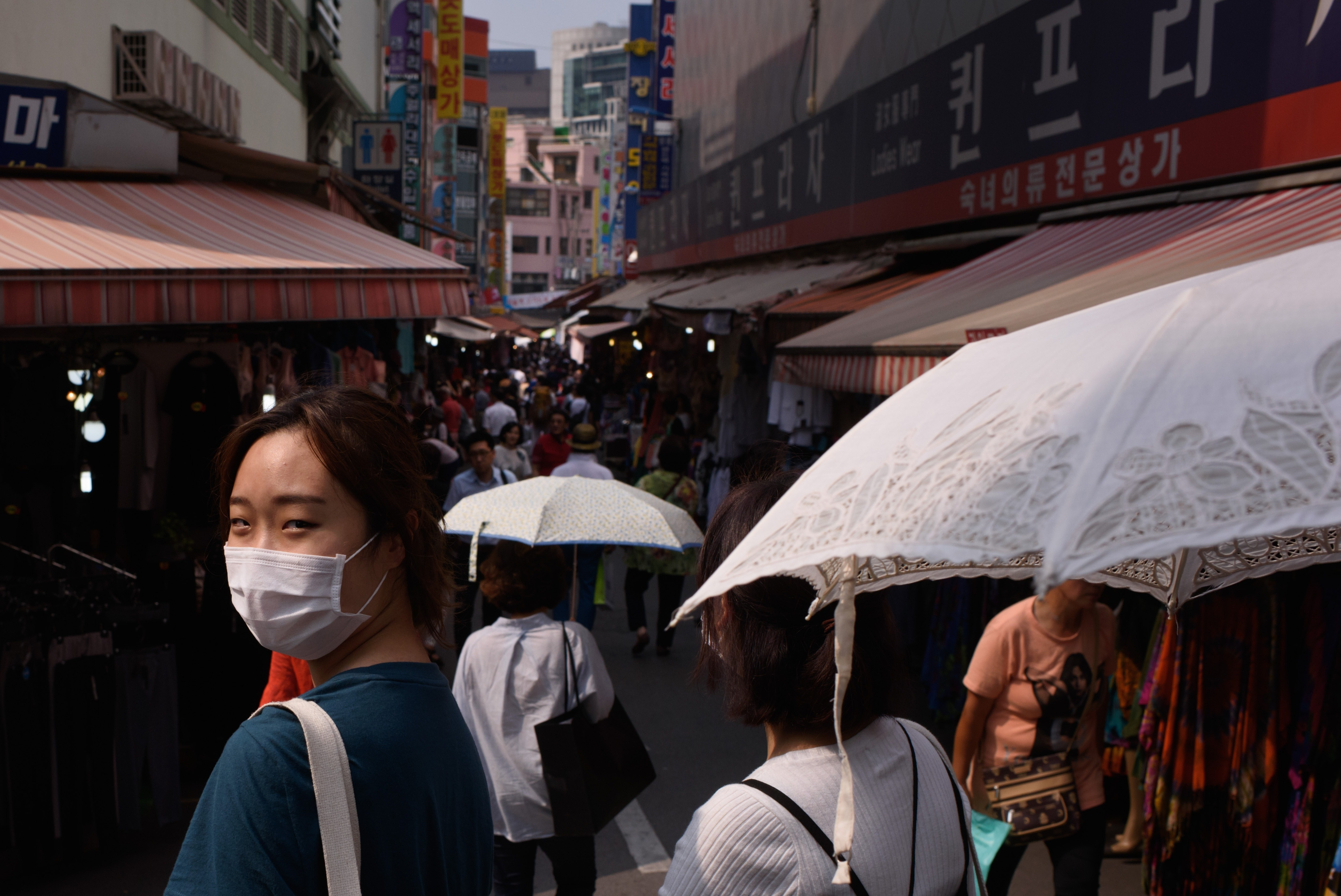 Will A Surgical Mask Keep You Safe In A Viral Outbreak?
