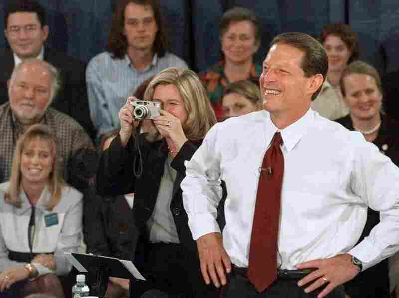 In the 2000 New Hampshire Democratic primary, then-Vice President Al Gore was allowed on the state's ballot because, even though Tennessee does not have party registration, he had been frequently elected as a Democrat.