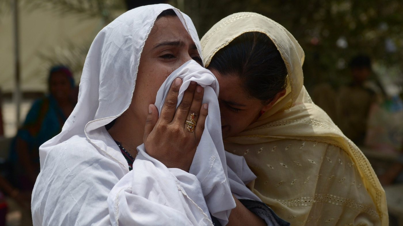Death Toll From Heatwave In Pakistan Tops 600
