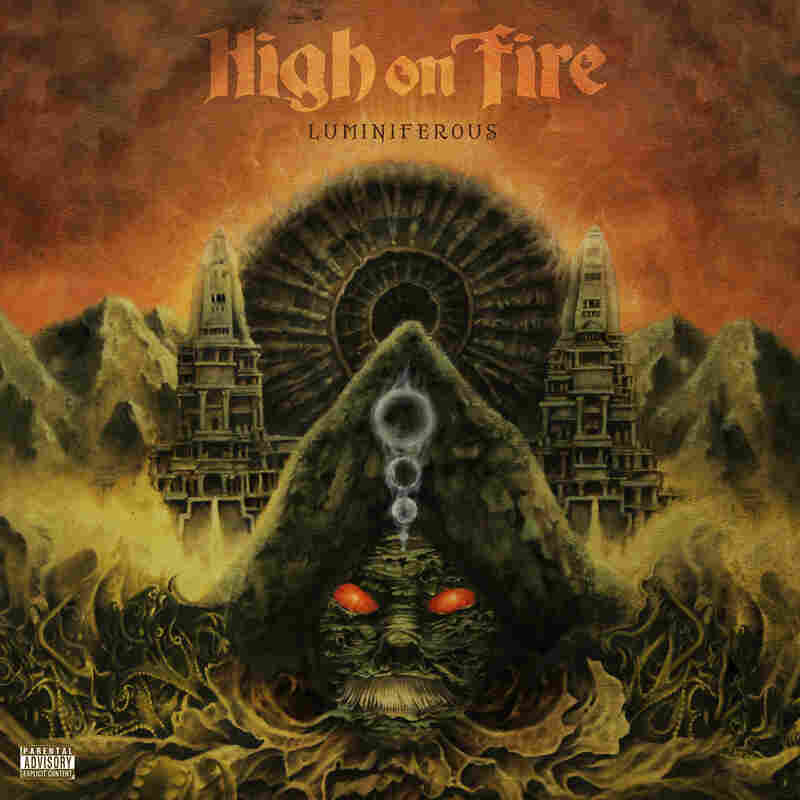 High on Fire, Luminiferous