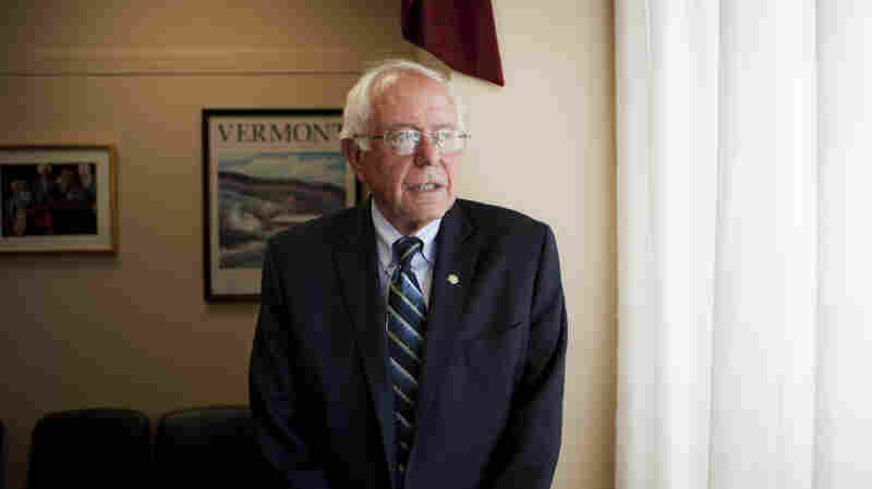 In an interview with Morning Edition host David Greene, Sen. Bernie Sanders discussed foreign policy, racial tension and his 2016 chances.