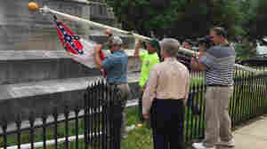 Alabama Governor Orders Removal Of Confederate Flags From Capitol