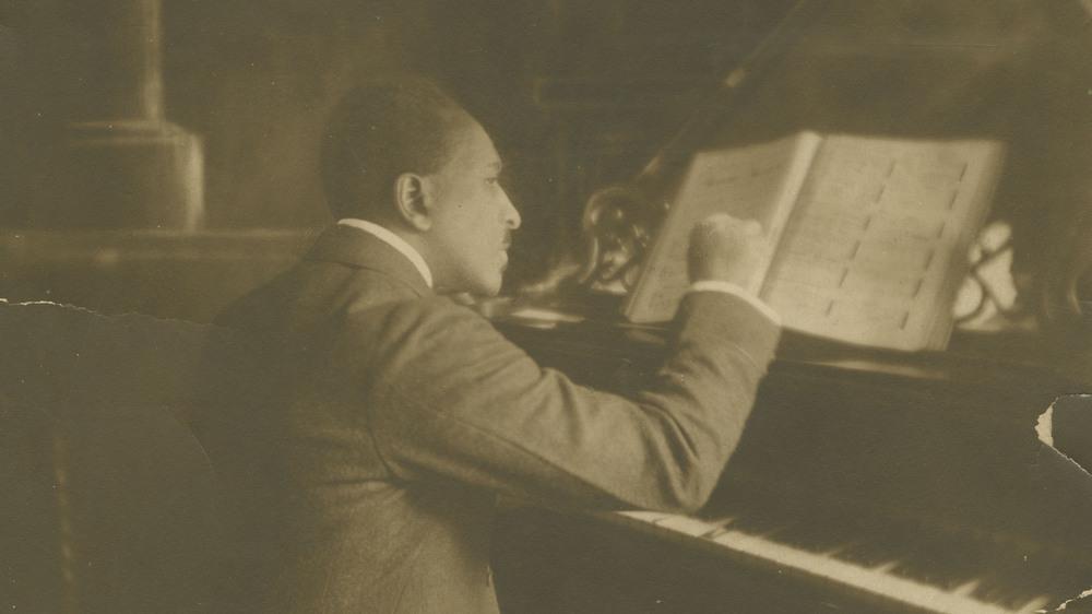 Harry Lawrence Freeman, the Harlem Renaissance composer of the opera Voodoo.