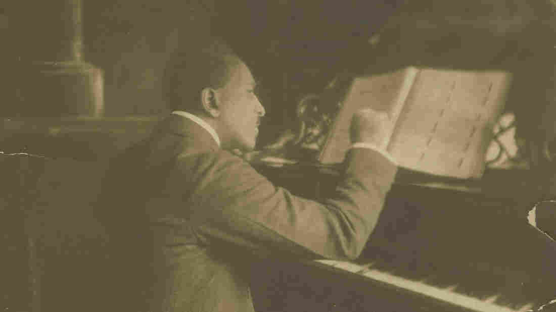 Harry Lawrence Freeman, the Harlem Renaissance composer of the opera Voodoo.