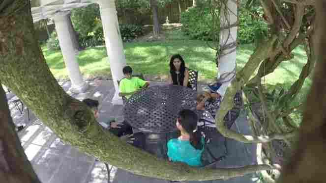 Bobby Jindal Puts His Kids On Hidden Camera