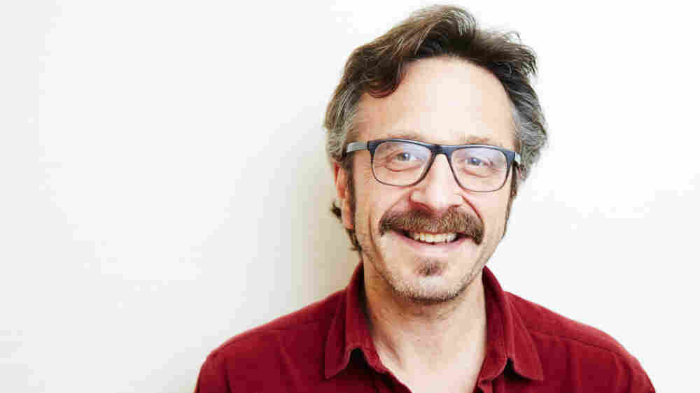 Fresh Air Weekend: Marc Maron On Obama; NYC's Public Library; Art Forgery