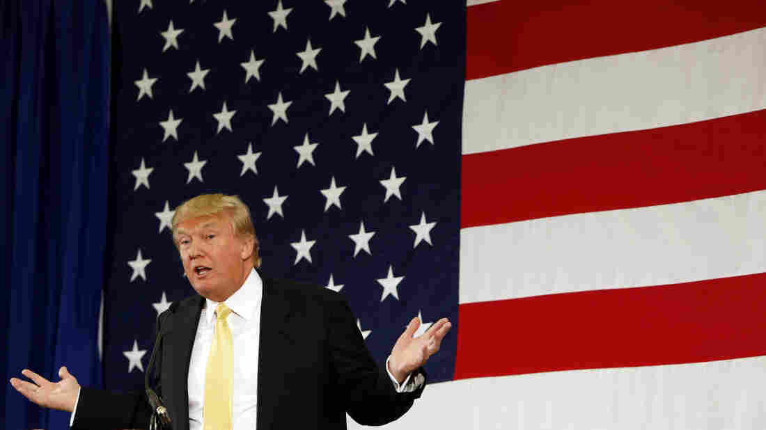 Donald Trump is just a week into his presidential bid, and he is in hot water over comments he made about a key voting bloc, Latinos.