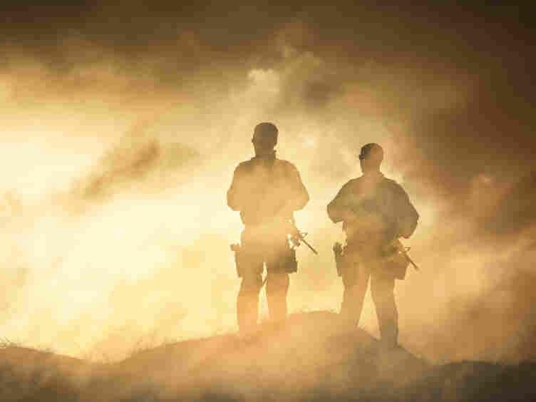 A new study sheds some light on PTSD.