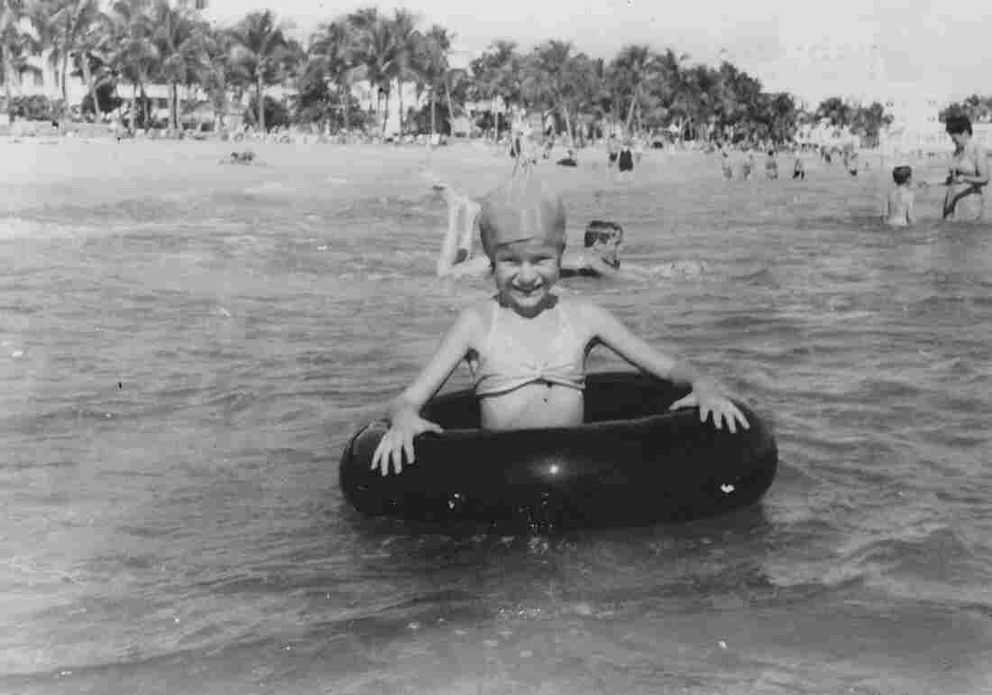"Judy Blume's family came down to Miami Beach in the winters of 1946 and 1947 because of concerns about her brother's health. But to Blume this was a happy place. ""I loved the freedom of living here,"" she recalls."