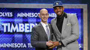 Kentucky's Karl-Anthony Towns Is No. 1 NBA Draft Pick