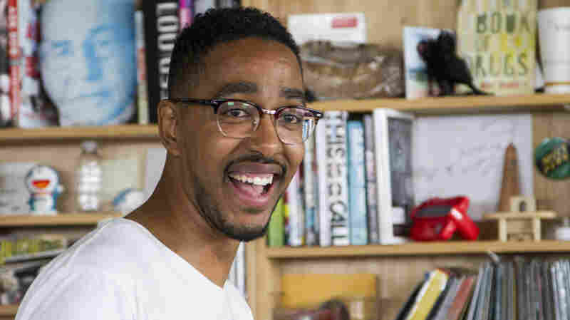 Tiny Desk Concert with Oddisee