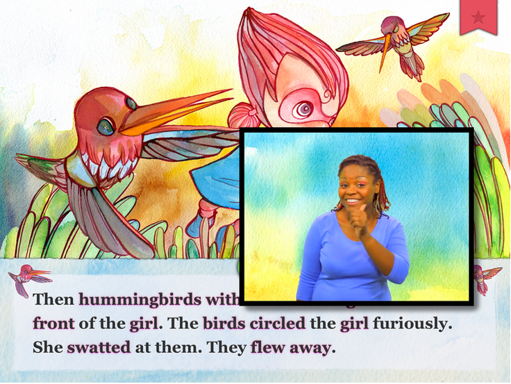 The Baobab is one of ML2's original bilingual storybook apps.