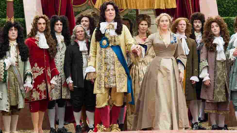 Alan Rickman is reunited with his Sense and Sensibility co-star Kate Winslet in his latest directorial effort, A Little Chaos.