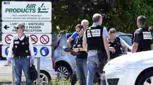 Man Beheaded In Terrorist Attack On French Factory