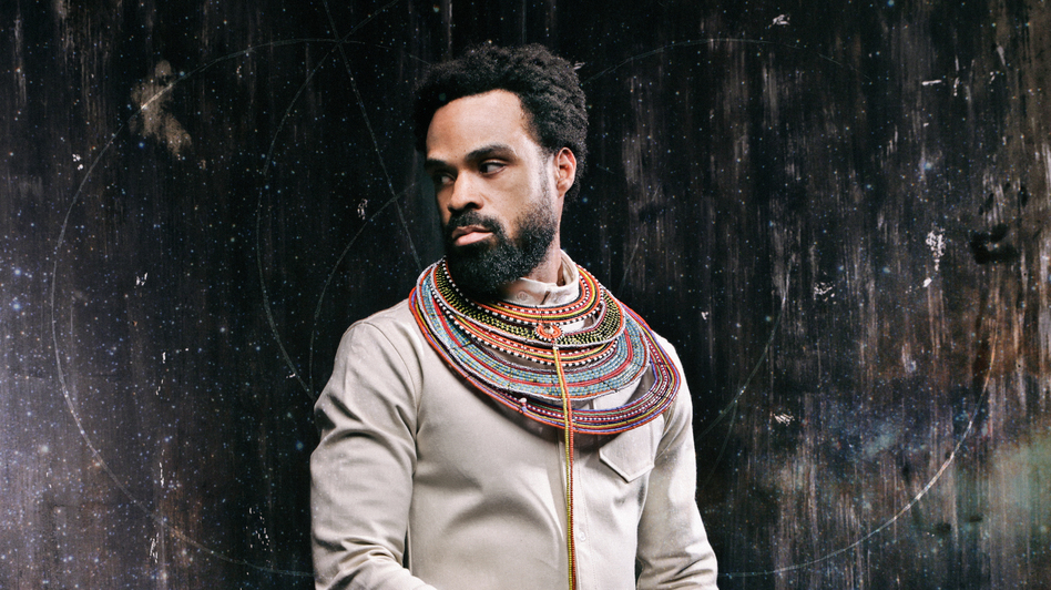 Bilal's latest album is In Another Life. (Courtesy of the artist)