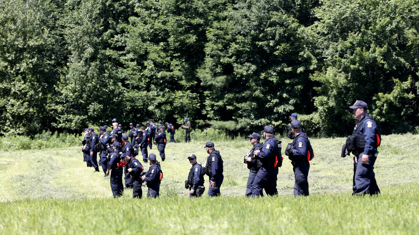 Police Shoot, Kill Escaped New York Convict : The Two-Way : NPR