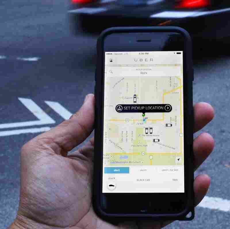 Service Jobs, Like Uber Driver, Blur Lines Between Old Job Categories