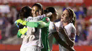 U.S. Women Take Out China, Advance To World Cup Semifinals