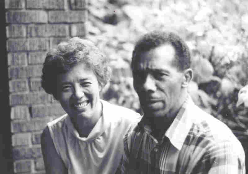 Grace and James Boggs married in 1953.