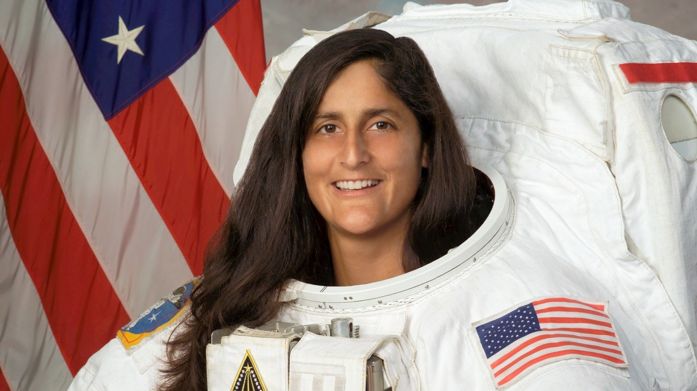 Not My Job Astronaut Sunita Williams Gets Quizzed On Storage Space on car audio