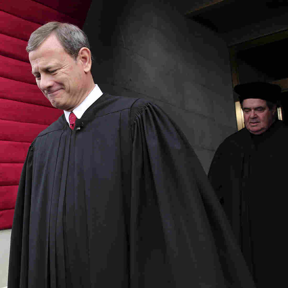 Roberts: 'Celebrate Today's Decision ... But Do Not Celebrate The Constitution'