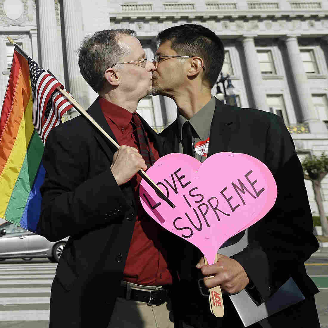 Supreme Court Changes Face Of Marriage In Historic Ruling