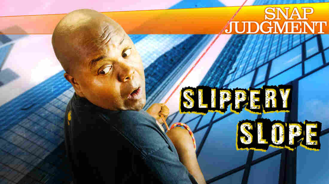"""Snap Judgment Episode #513 """"A Slippery Slope"""""""