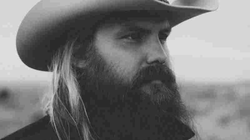 Chris Stapleton spent years writing songs for other country artists. Traveller is his first album with his own name on the cover.