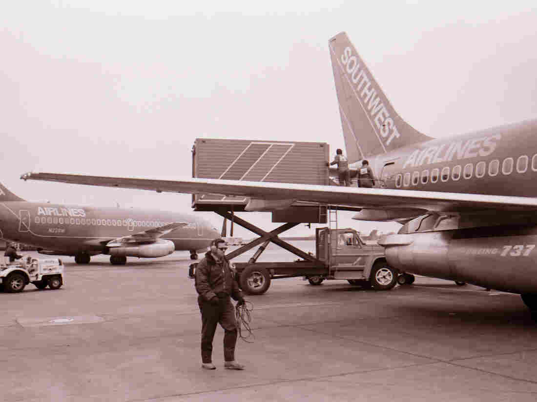 "In June 1971, Southwest Airlines chartered its first commercial flight. Back then, the fleet consisted of four Boeing 737 airplanes and three destinations --"" all in Texas."
