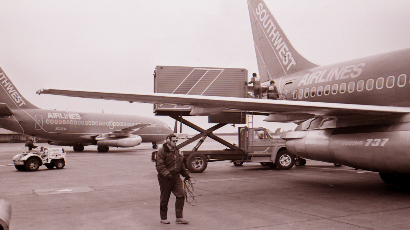 The Man Who Saved Southwest Airlines With A Minute Idea NPR - 5 minute video explains airplanes made