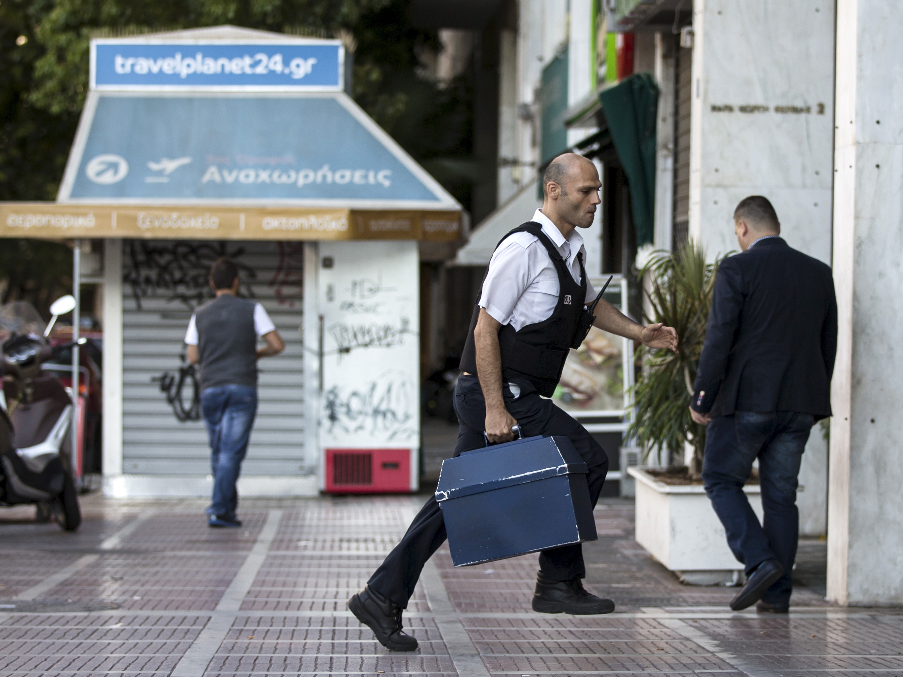 Greece To Close Banks, Impose Capital Controls Amid Looming Default