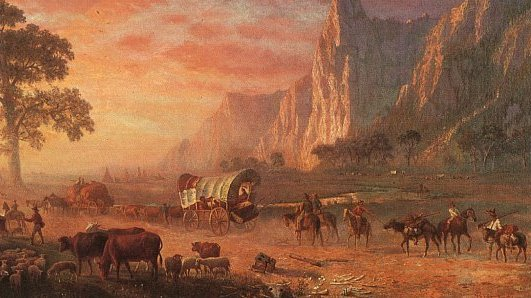 Ezra Meeker And The Oregon Trail | History Imagined