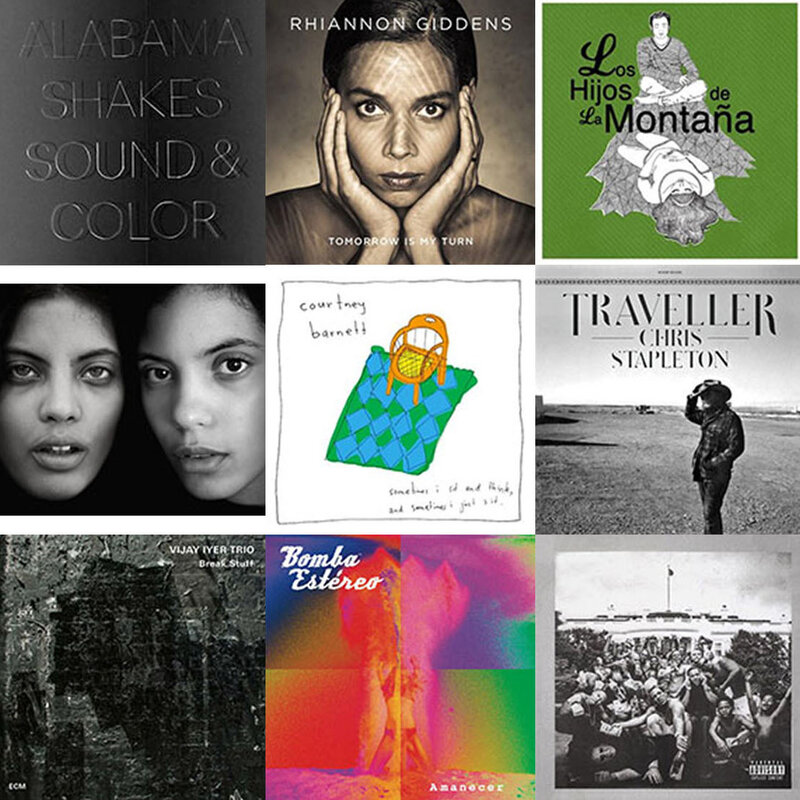 The Complete List NPR Musics Favorite Songs Of 2015 So Far