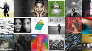 NPR Music's 25 Favorite Albums Of 2015 (So Far)