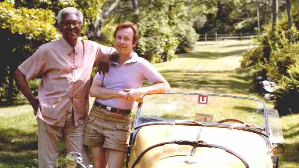 Civil rights leader Bayard Rustin, left, and Walter Naegle, right, became partners in the 1970s and were together until Rustin's death. Decades before gay marriage was an option, Rustin adopted Naegle to lend legal protection to their relationship.