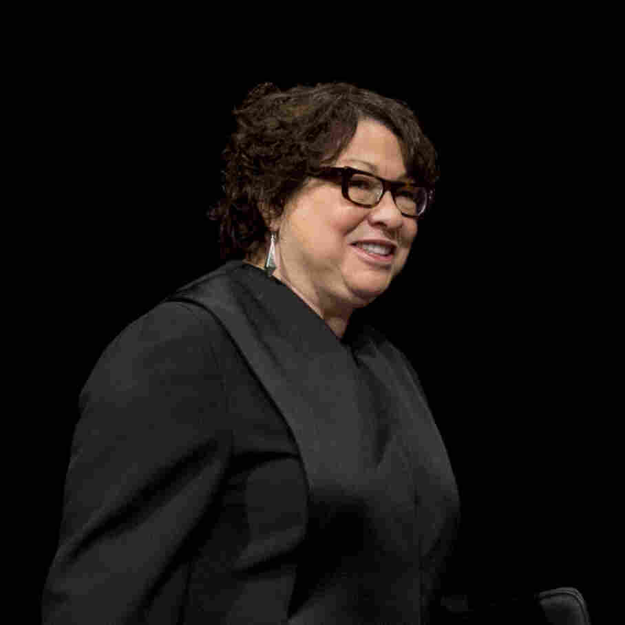 """In dissent, Justice Sonia Sotomayor wrote that under the majority's reasoning it would not matter if the prisoner was being """"drawn and quartered, slowly tortured to death, or actually burned at the stake,"""" as long as there was no more humane method of execution available. Justice Antonin Scalia orally rebutted Justice Stephen Breyer's dissent, calling it """"gobbledygook."""""""