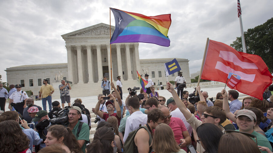 supreme court s decision on same sex marriage expected to boost  supreme court s decision on same sex marriage expected to boost health coverage