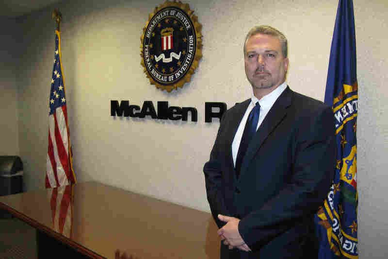 Rock Stone, supervisory special agent who's heading the FBI's Rio Grande Valley Public Corruption Task Force in McAllen, Texas.