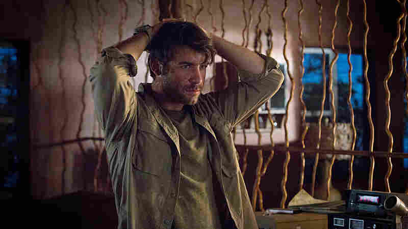 This is James Wolk playing Jackson Oz in Zoo. Yes, Jackson Oz. I would never joke about something like this.