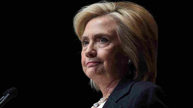 Former U.S. Secretary of State Hillary Clinton