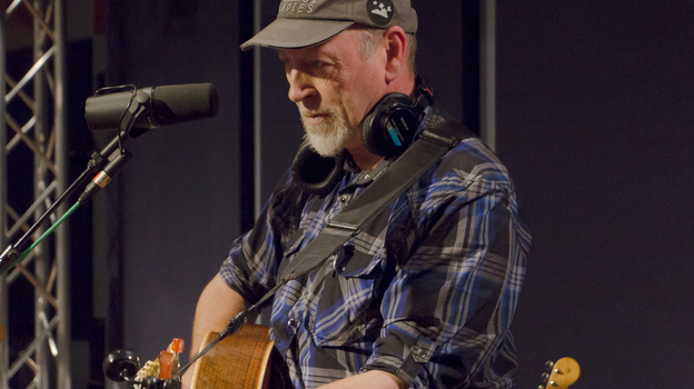 Richard Thompson. (XPN)