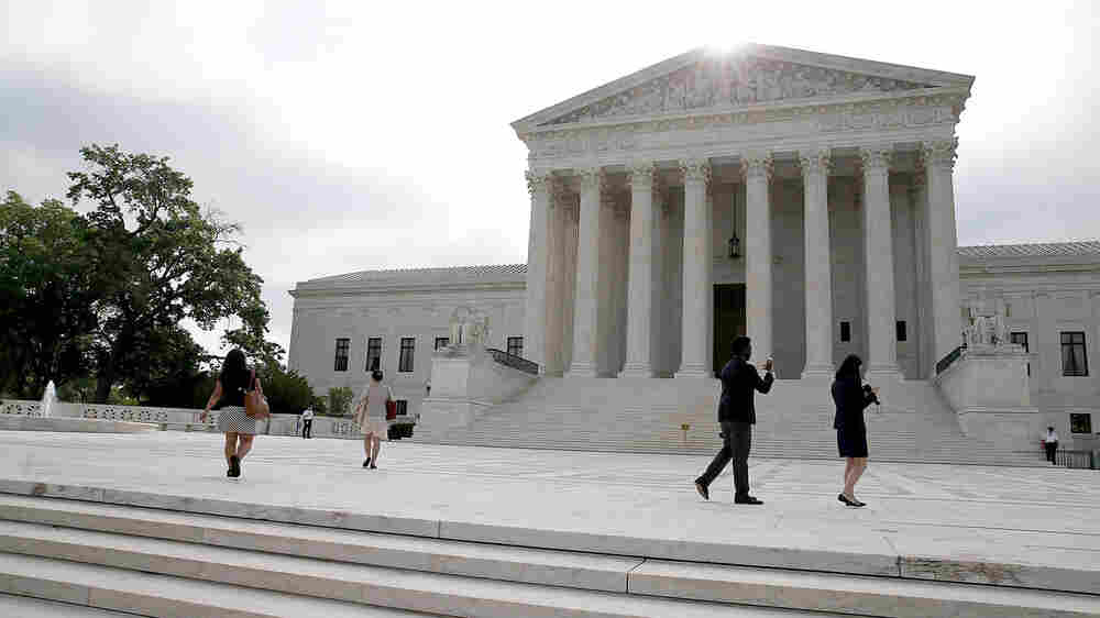 The U.S. Supreme Court gave a reprieve to Texas clinics that provide abortion services.