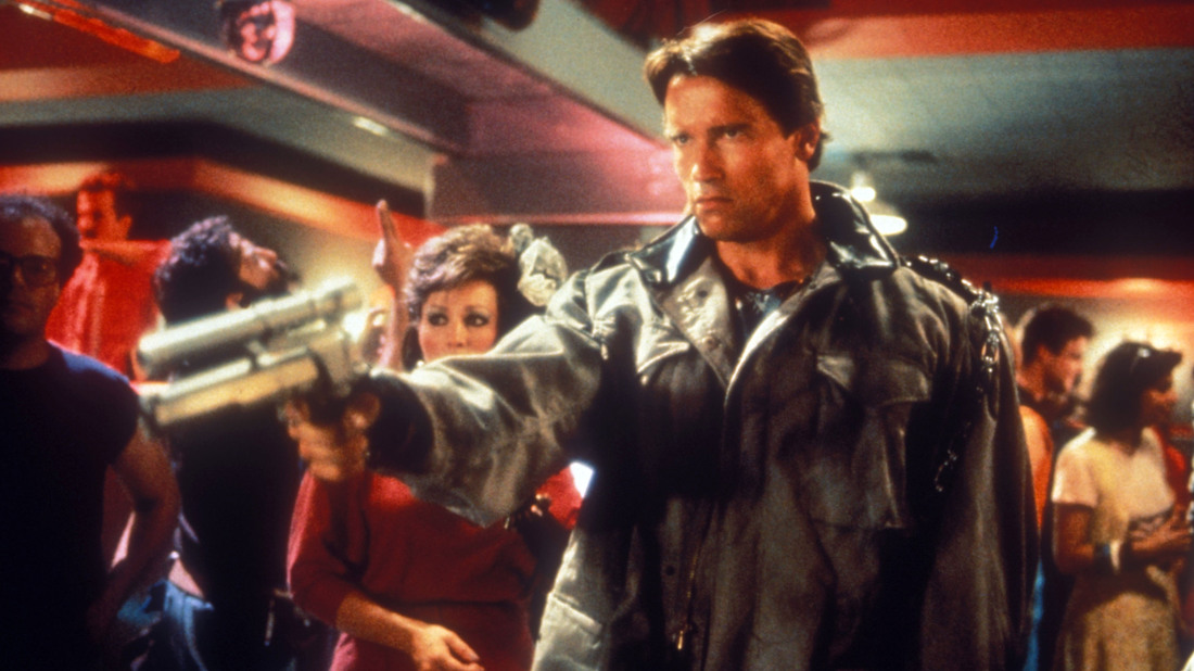 the terminator a musical analysis The terminator is an murderous machine with an external layer of living tissue that makes it appear human kyle and sarah are apprehended by police a psychologist, dr silberman, concludes that kyle is delusional and attempts to rationalize the events of the attacks.