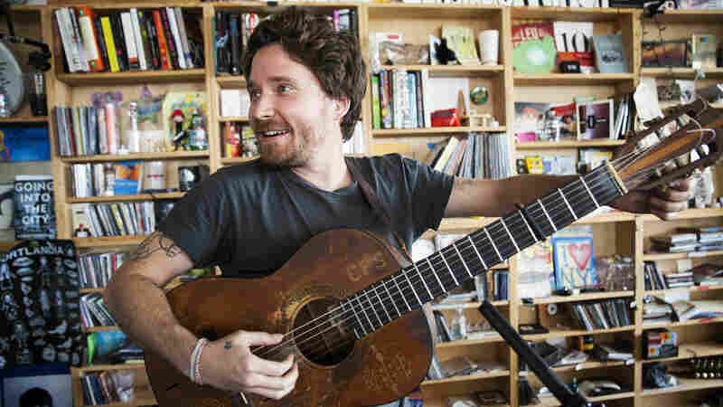 Christopher Paul Stelling: Tiny Desk Concert